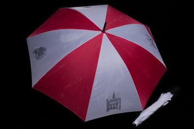 Volwassen paraplu of kinder paraplu